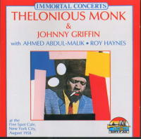 Theloniouis Monk with Ahmed Abdul-Malik